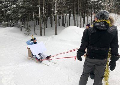 activité team building hiver
